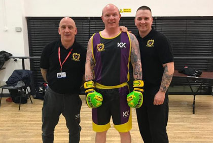 Wigton ABC man Dale Blaylock claims unlikely victory