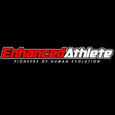 Enhanced athlete logo